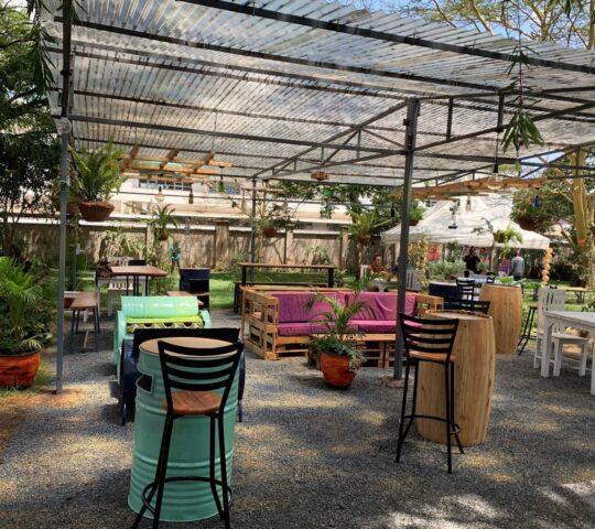 Pallet Cafe Lavington