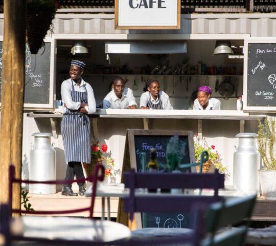 Tin Roof Cafe Langata